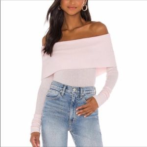 Free People Snow Bunny Sweater Top